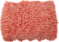 Minced veal
