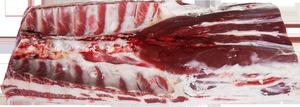 Lamb - Lammkotlettrad