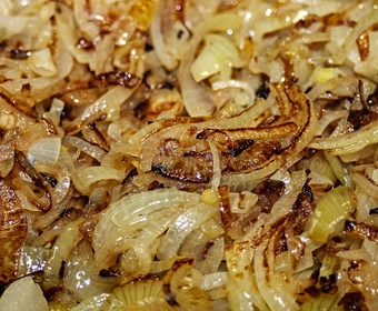 Fried onions PS