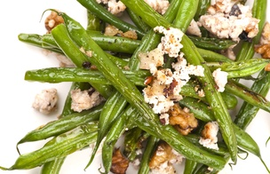 green beans haricots verts PS