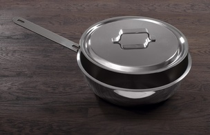 Sauteuse – a French wok