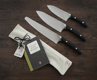 Exclusive chef's knives from PS