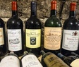 wine bottles PS