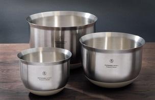 PS mixing bowls