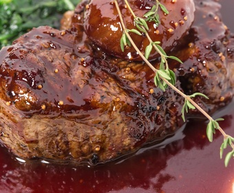 Red wine sauce PS