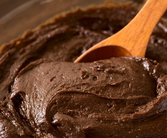 chocolate mousse PS