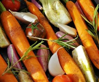 Prepare vegetables PS