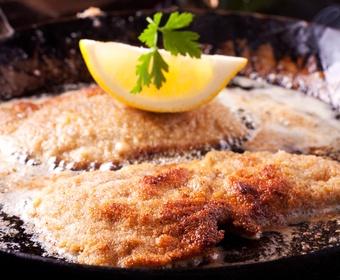 deep frying fish PS