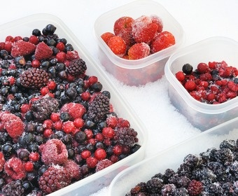Frozen berries PS