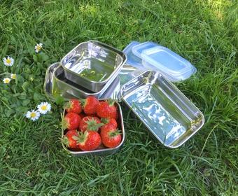 Perfect picnic bowls mise en place PS
