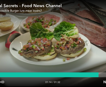 Professional Secrets Food News Channel
