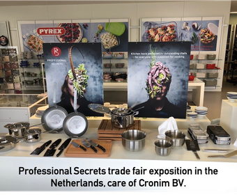 Professional Secrets trade fair PS