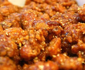 deep fried chicken PS