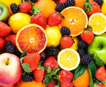 Fruits and berries PS