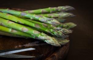 Green asparagus PS