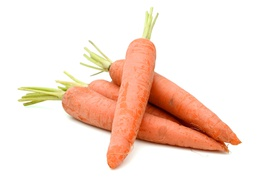 Root vegetables - carrots